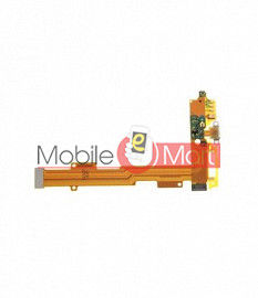 Charging Connector Port Flex Cable For VIVO Y51 Y51L.