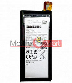 Mobile Battery For Galaxy J5 Prime black