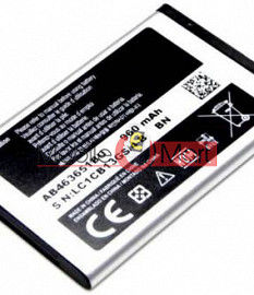 Mobile Battery For Samsung Galaxy l700 black