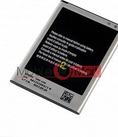 Mobile Battery For Samsung Galaxy S4 Mini black