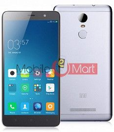 Lcd Display With Touch Screen Digitizer Panel For Xiaomi MI Redmi Note 3