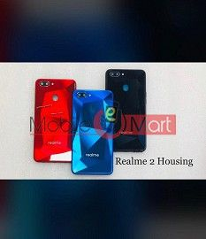 Full Body Housing Panel Faceplate For Realme 2