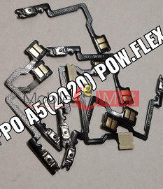 Power On Off Volume Button Key Flex Cable For Oppo A5