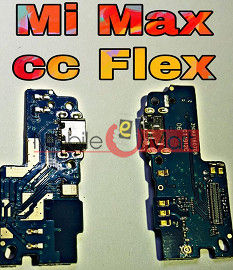 Charging Connector Port Flex Cable For Xiaomi Mi Max