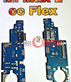 Charging Connector Port Flex Cable For Xiaomi Mi Max 2