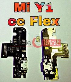 Charging Connector Port Flex Cable For Redmi Y1