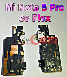 Charging Connector Port Flex Cable For Redmi Note 5 Pro