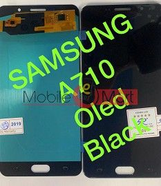 Lcd Display With Touch Screen Digitizer Panel For Samsung Galaxy A7 (2016) OLED