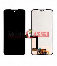 Lcd Display With Touch Screen Digitizer Panel For Motorola One Macro