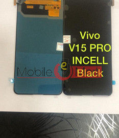 Lcd Display With Touch Screen Digitizer Panel For Vivo V15 Pro With Fingerprint