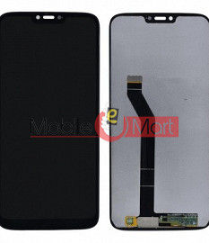 Lcd Display With Touch Screen Digitizer Panel For Motorola Moto G7 Power