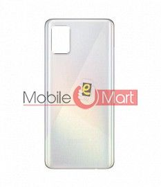 Back Panel For Samsung Galaxy A71