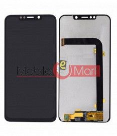 Lcd Display With Touch Screen Digitizer Panel For Motorola One Power P30 - XT1942