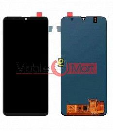 Lcd Display With Touch Screen Digitizer Panel For Samsung Galaxy A30s With Fingerprint