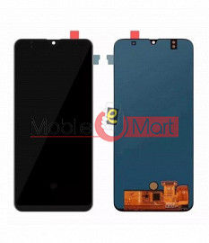 Lcd Display With Touch Screen Digitizer Panel For Samsung Galaxy A50 With Fingerprint
