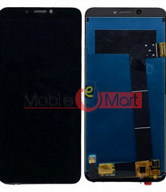 Lcd Display With Touch Screen Digitizer Panel For Lava Z61 Pro