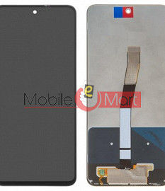 Lcd Display With Touch Screen Digitizer Panel For Xiaomi Redmi Note 9S