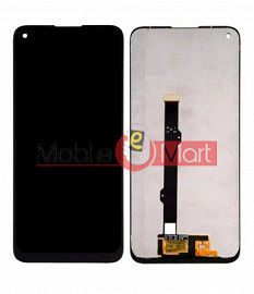 Lcd Display With Touch Screen Digitizer Panel For Motorola Moto G Fast