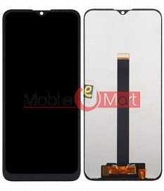 Lcd Display With Touch Screen Digitizer Panel For Motorola One Fusion