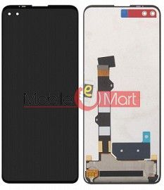 Lcd Display With Touch Screen Digitizer Panel For Motorola Moto G 5G Plus