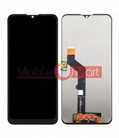 Lcd Display With Touch Screen Digitizer Panel For Motorola Moto G9 Play