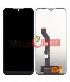 Lcd Display With Touch Screen Digitizer Panel For Moto E7 Plus