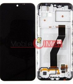 Lcd Display With Touch Screen Digitizer Panel For Motorola Moto E6i