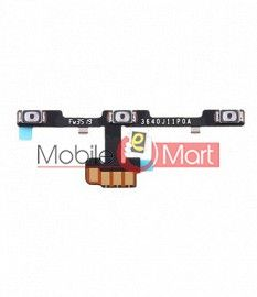 Power On Off Volume Button Key Flex Cable For Xiaomi Redmi K30 Pro Zoom