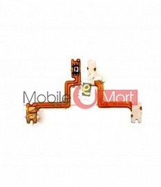 Power On Off Volume Button Key Flex Cable For Oppo A73