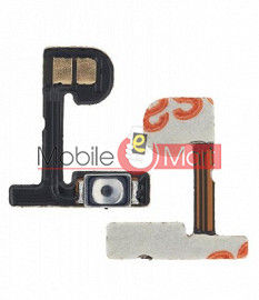 Power On Off Volume Button Key Flex Cable For OnePlus 7 Pro