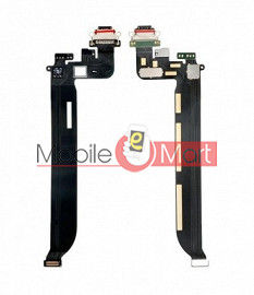 Charging Connector Port Flex Cable For OnePlus 5