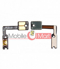 Power On Off Volume Button Key Flex Cable For OnePlus 5