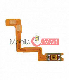 Power On Off Volume Button Key Flex Cable For Oppo F7