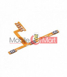 Power On Off Volume Button Key Flex Cable For Xiaomi Redmi 10X 5G