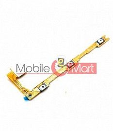 Power On Off Volume Button Key Flex Cable For Xiaomi Redmi Note 8