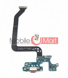 Charging Connector Port Flex Cable For Samsung Galaxy S10