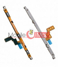 Power On Off Volume Button Key Flex Cable For Samsung Galaxy A20