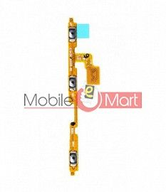 Power On Off Volume Button Key Flex Cable For Samsung Galaxy A20e