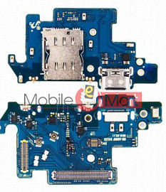Charging Connector Port Flex Cable For Samsung Galaxy A80
