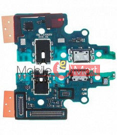 Charging Connector Port Flex Cable For Samsung Galaxy A70s
