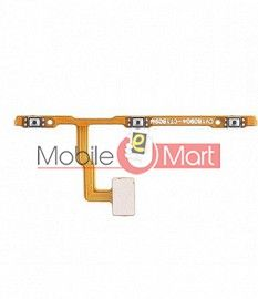 Power On Off Volume Button Key Flex Cable For Vivo V11