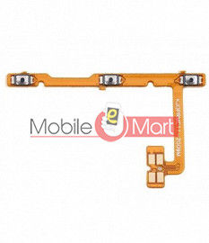 Power On Off Volume Button Key Flex Cable For Realme C11
