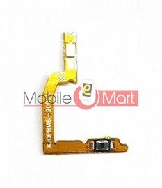 Power On Off Volume Button Key Flex Cable For Realme 6i
