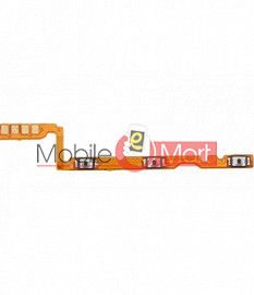Power On Off Volume Button Key Flex Cable For Realme 7i