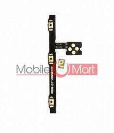 Power On Off Volume Button Key Flex Cable For Xiaomi Mi 8 SE