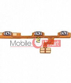Power On Off Volume Button Key Flex Cable For Xiaomi Redmi K30