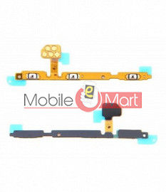 Power On Off Volume Button Key Flex Cable For Samsung Galaxy A42 5G