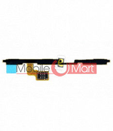 Power On Off Volume Button Key Flex Cable For Samsung Galaxy A41