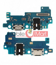Charging Connector Port Flex Cable For Samsung Galaxy A31
