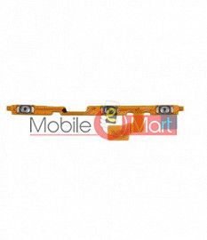 Power On Off Volume Button Key Flex Cable For Samsung Galaxy A31